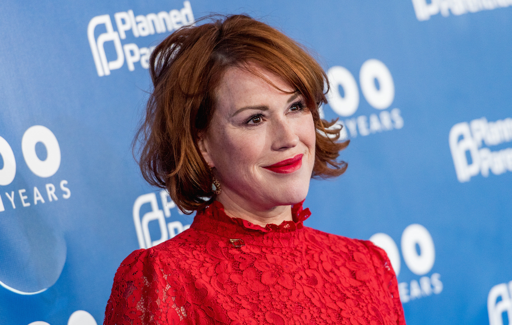 Molly Ringwald Says She Was Sexually Assaulted By A
