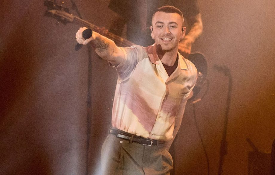 Sam Smith Shares New Single Burning His Quot Favourite