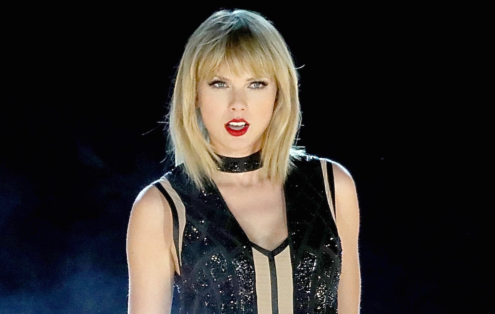 Taylor Swift Announces Us Tour For 2018 Nme