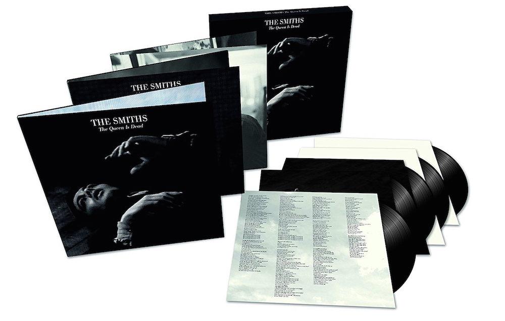 The Smiths re-lanzarán el icónico álbum The Queen Is Dead