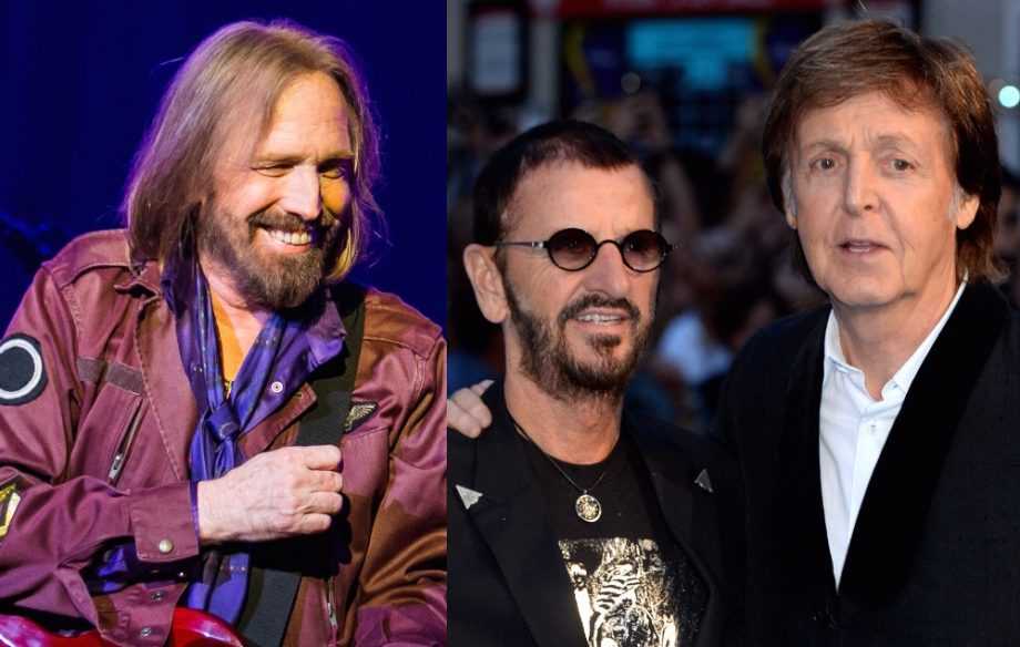 Tom Petty Death Paul McCartney And Ringo Starr Pay Tribute