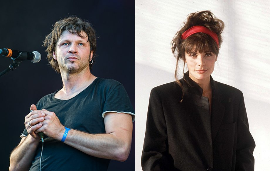 marie trintignant and bertrand cantat