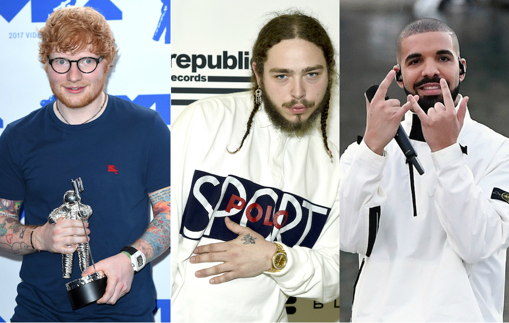 A Bizarre Youtube Loophole Got Post Malone To No 1 Is