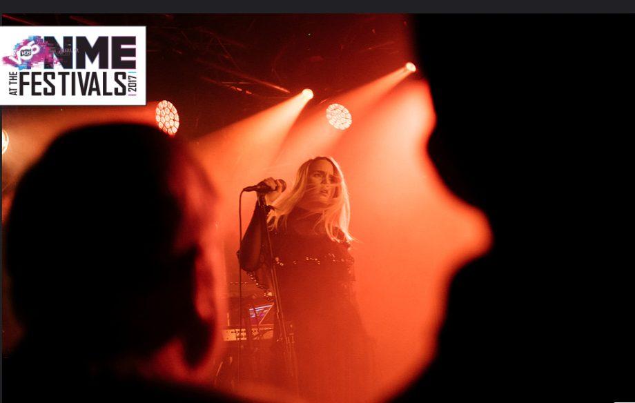 Fanny Andersen live at Vill Vill Vest 2017