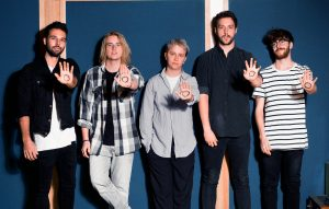 Nothing But Thieves head up the #IAmWhole campaign