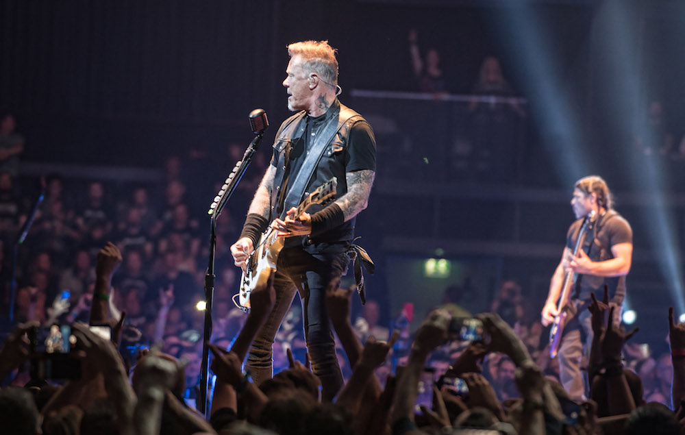 Why you should definitely be seeing Metallica on their