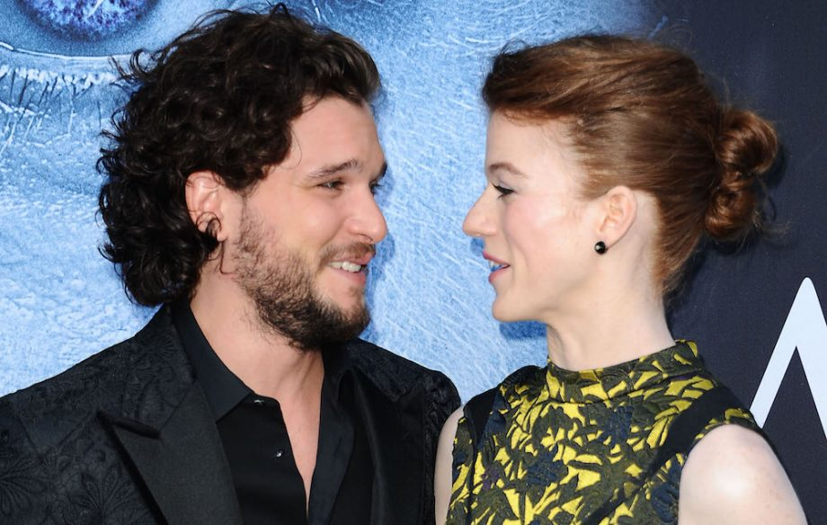 Kit Harington On Botching His Proposal To Game Of Thrones Co Star