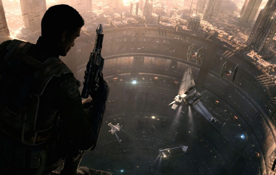 Five Star Wars games that tragically got cancelled before