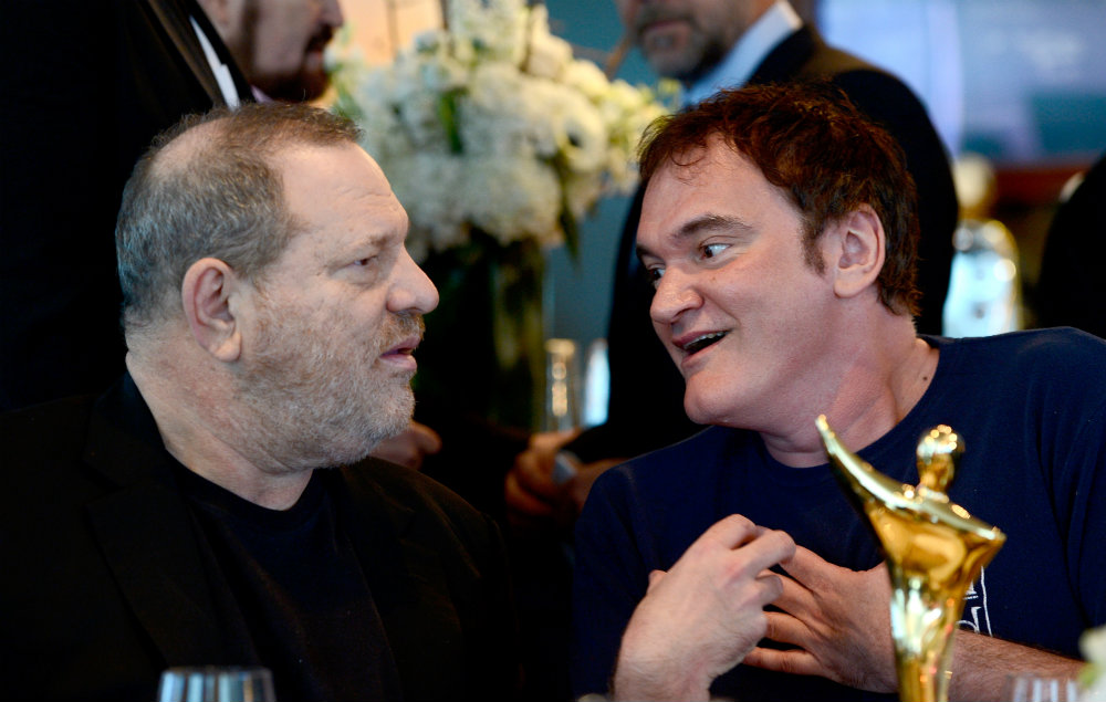 Quentin Tarantino on Harvey Weinstein allegations
