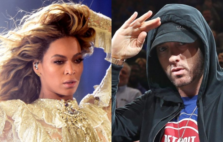 Jay Z Persuaded Beyonce To Feature On Eminem S New Track