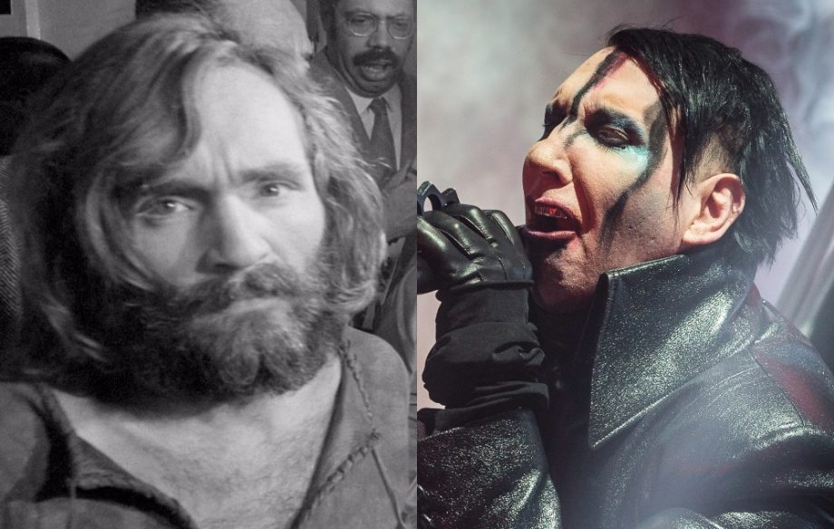 Marilyn Manson Responds To News Of Charles Manson S Death