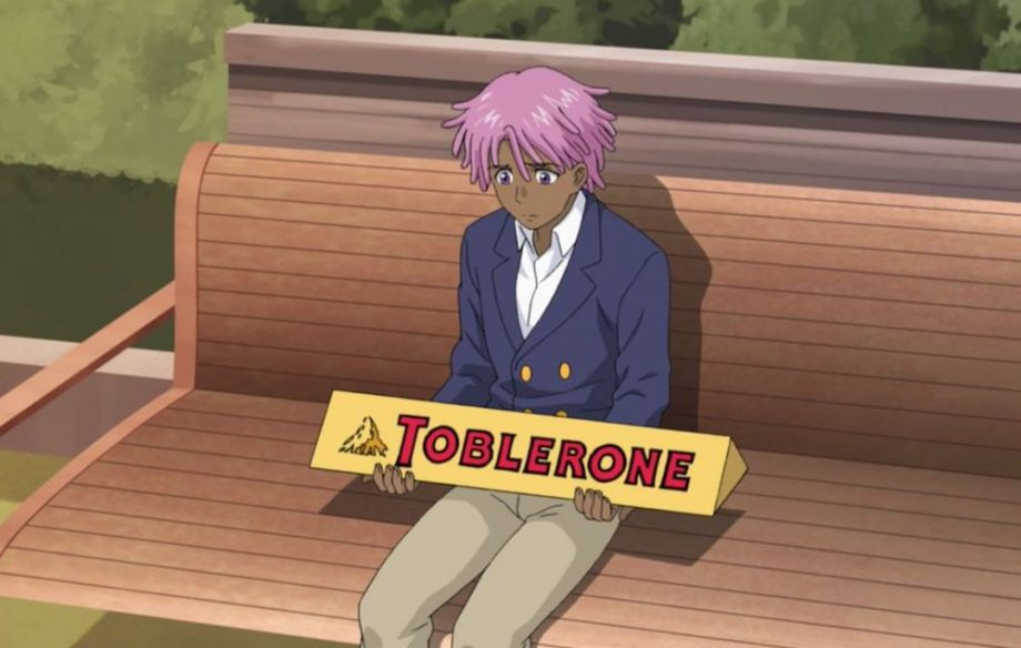 black friday u0026 39 s weird toblerone deal is a must for neo yokio fans