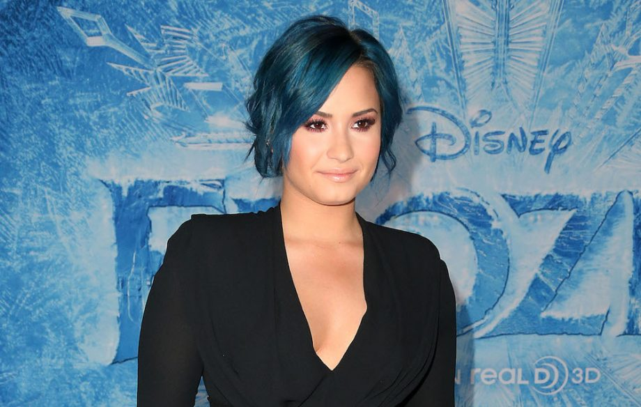 Demi Lovato Frozen Quiet