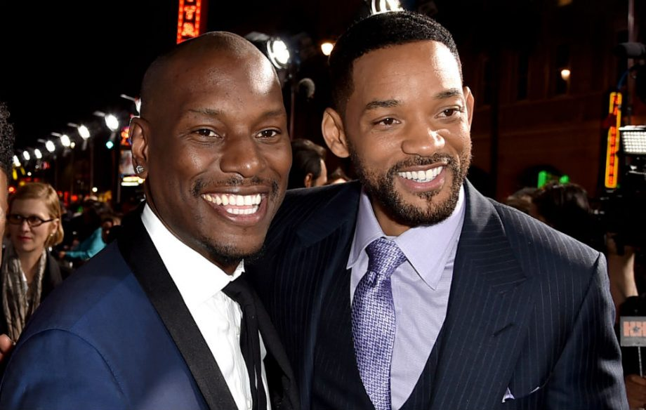 Image result for tyrese will smith