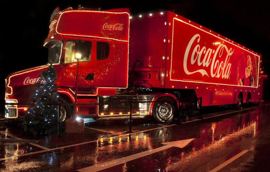 coca cola - Coca Cola Christmas Commercial