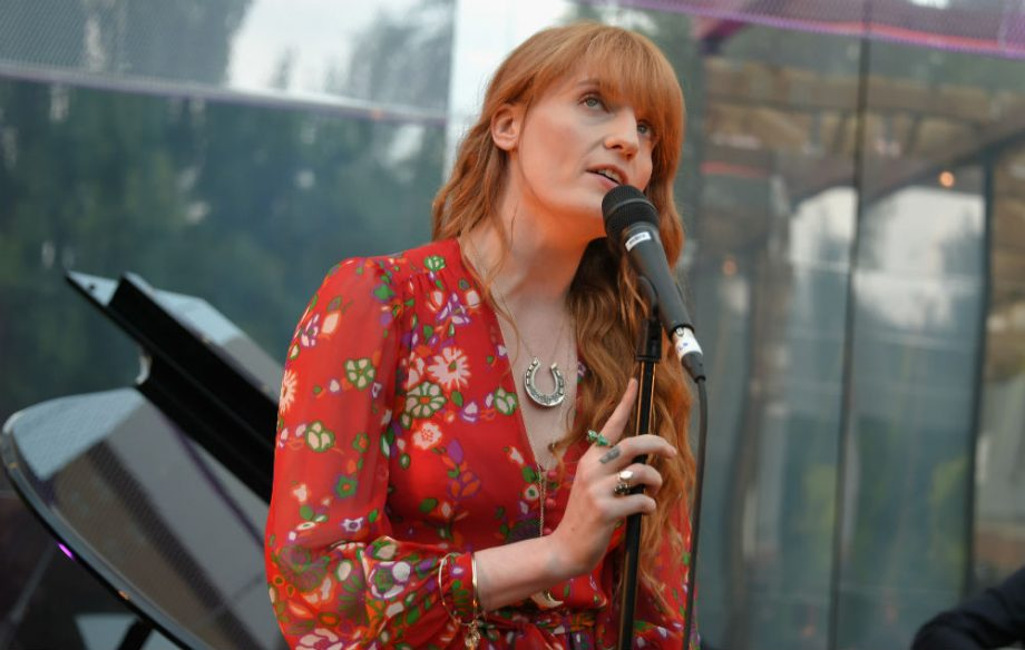 Florence Welch Announces Debut Book Release Nme
