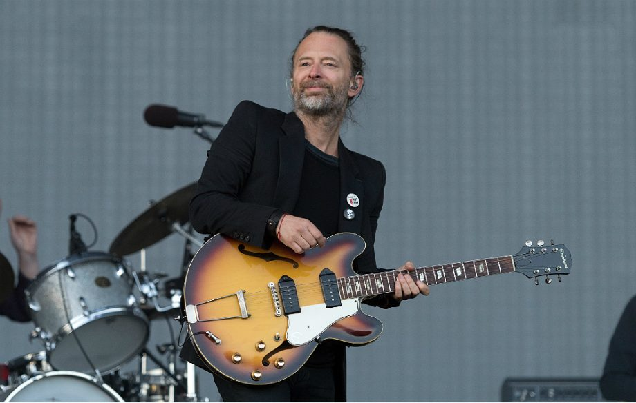 Radiohead Will Be Touring In 2018 Nme