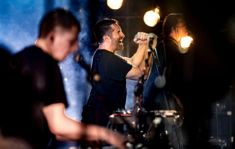 Nine Inch Nails confirm 2018 European festival slot - NME