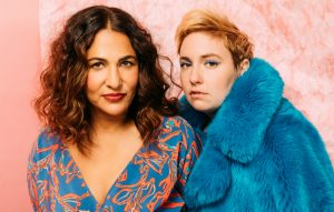 'Girls' showrunners Jenni Konner and Lena Dunham