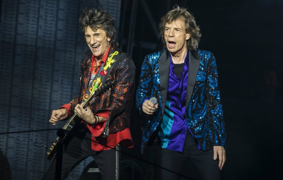 Looks like The Rolling Stones will be playing some huge UK ...