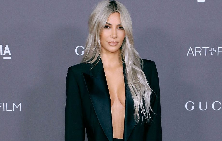 Kim Kardashian Joins Spotify And Shares Her First Playlist