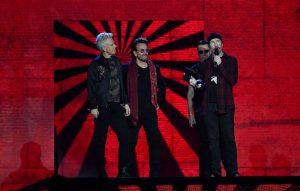 Watch Bono sing Stormzy's