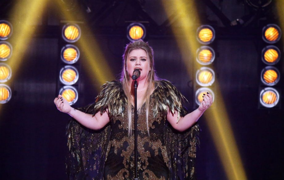 Watch Kelly Clarkson duet with James Corden on new episode of ...