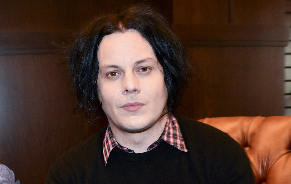 Jack White Gives Update On Quot Bizarre Quot New Solo Album Nme