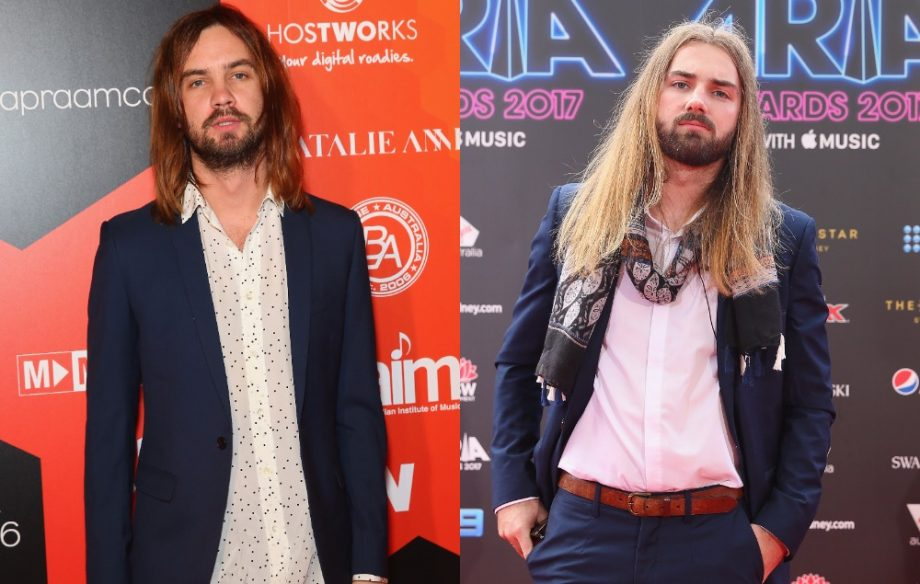 This Guy Pretended To Be Tame Impala S Kevin Parker At An Awards Ceremony Nme