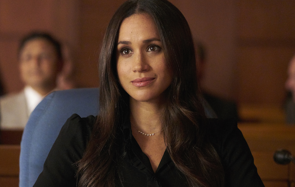 Meghan Markle Hints That She S Leaving Suits Following