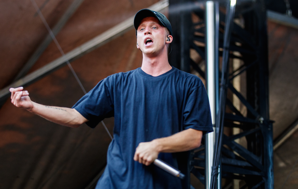 Us Number One Rapper Nf Talks Topping The Charts With