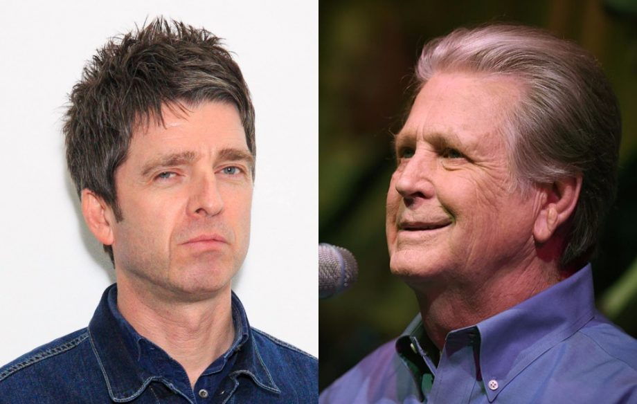 Noel Gallagher Says He Hates Brian Wilson And Calls Him Overrated