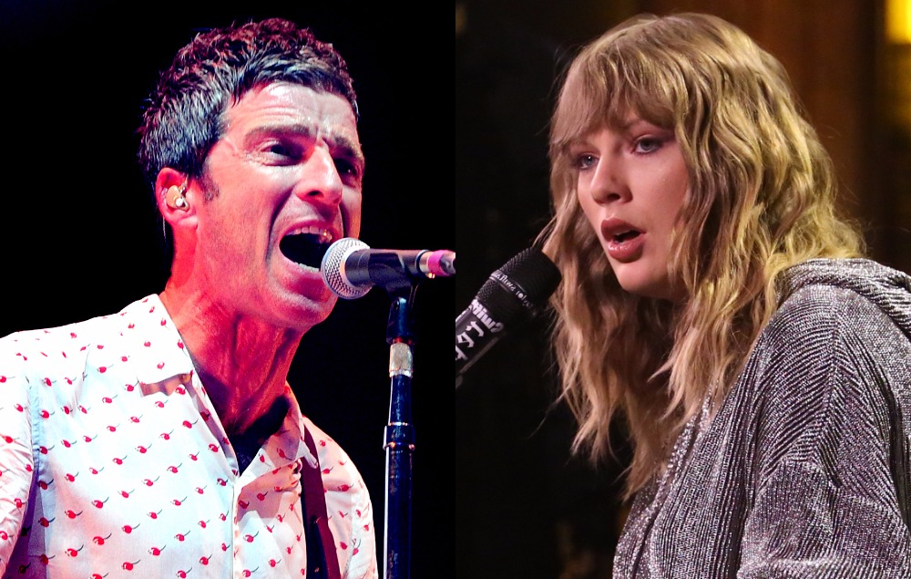 Noel Gallagher Doesn T Understand How Taylor Swift Is