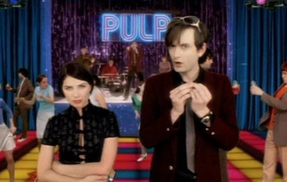 Watch 300 Sheffield Locals Re Record Pulp S Common People