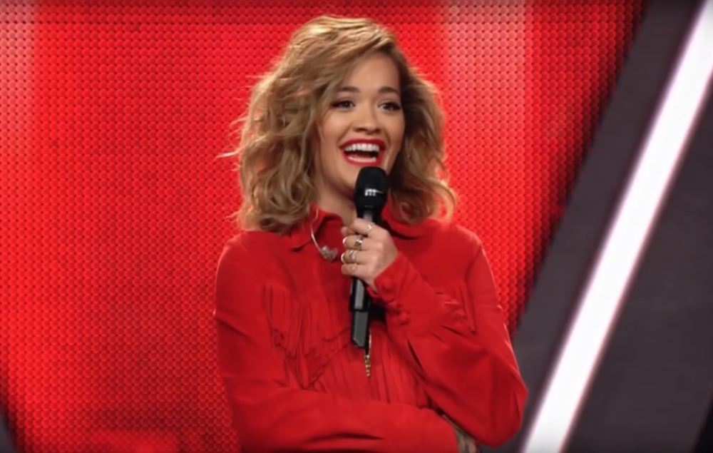 Rita Ora The Voice Of Germany