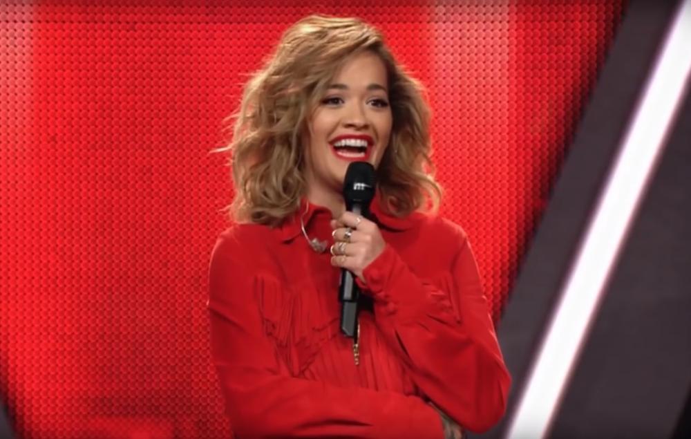 Rita Ora The Voice Of Germany