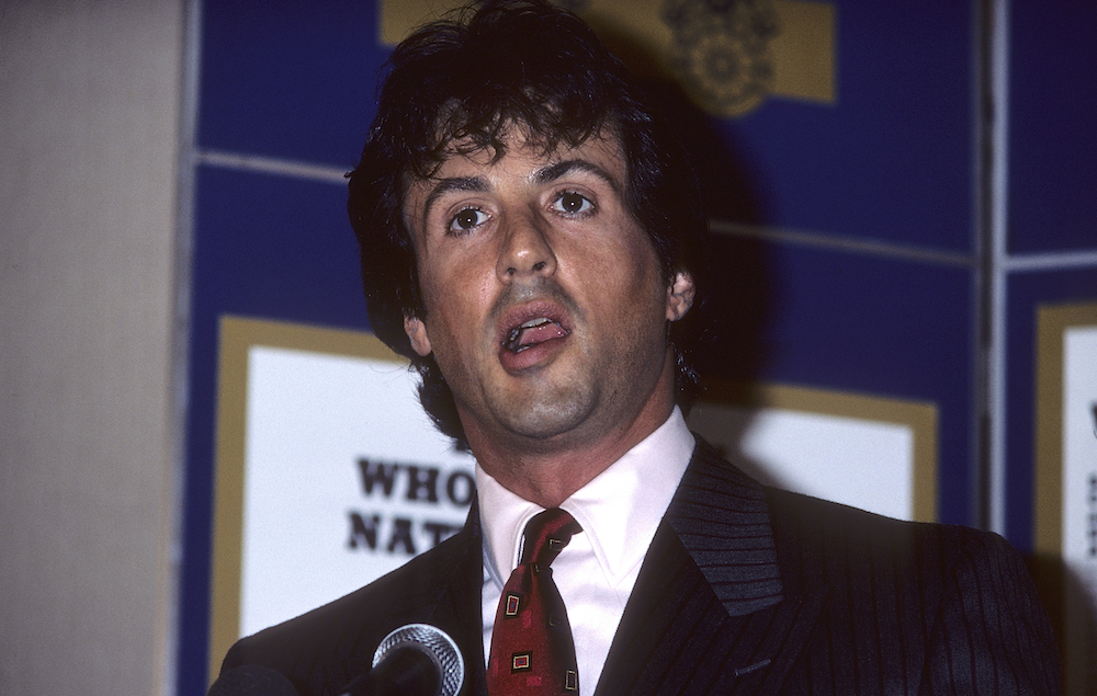 Sylvester Stallone responds to allegations that he sexually