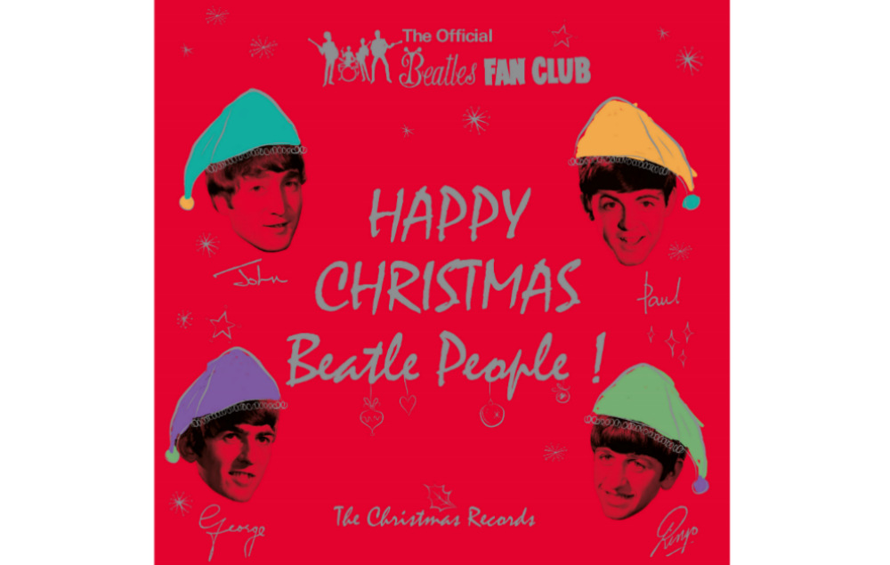 New Beatles Christmas Box Set To Feature Band S Original