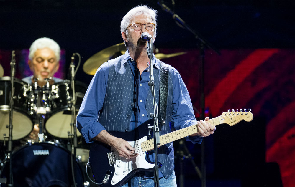 Eric Clapton Announces Massive British Summer Time Hyde