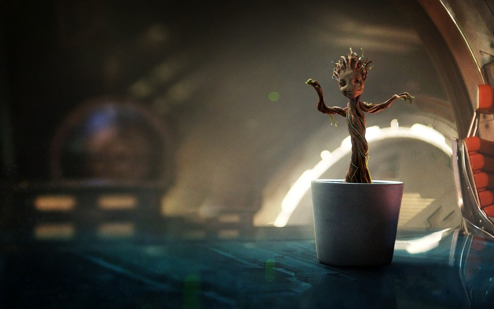 Guardians Of The Galaxy Fans This Dancing Groot Toy Is