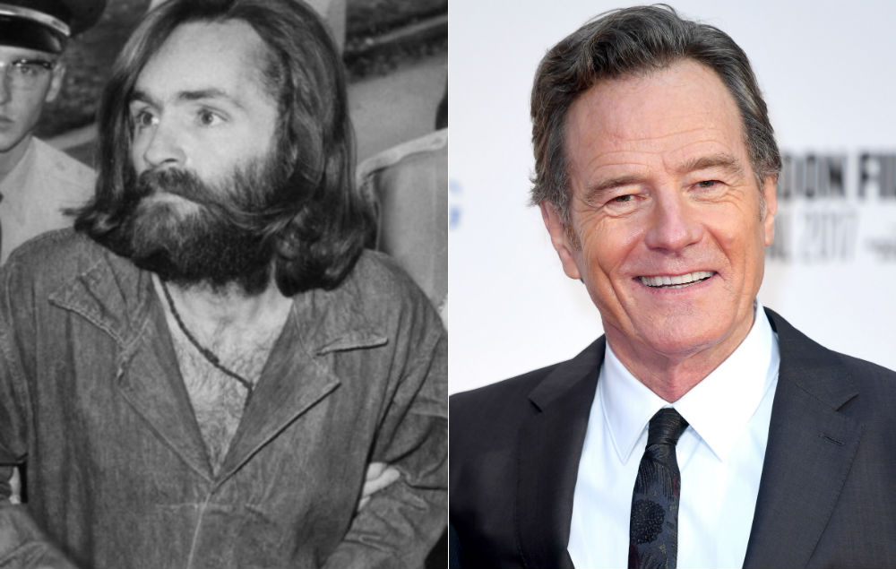Bryan Cranston Had A Very Run In With Charles Manson In