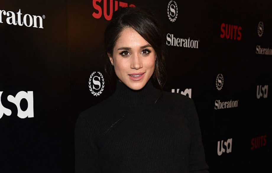 Meghan Markle written out Suits