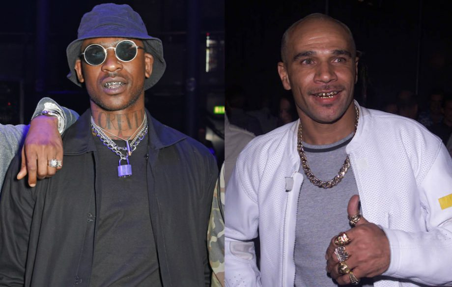 Skepta And Goldie Team Up For New Single Upstart Road