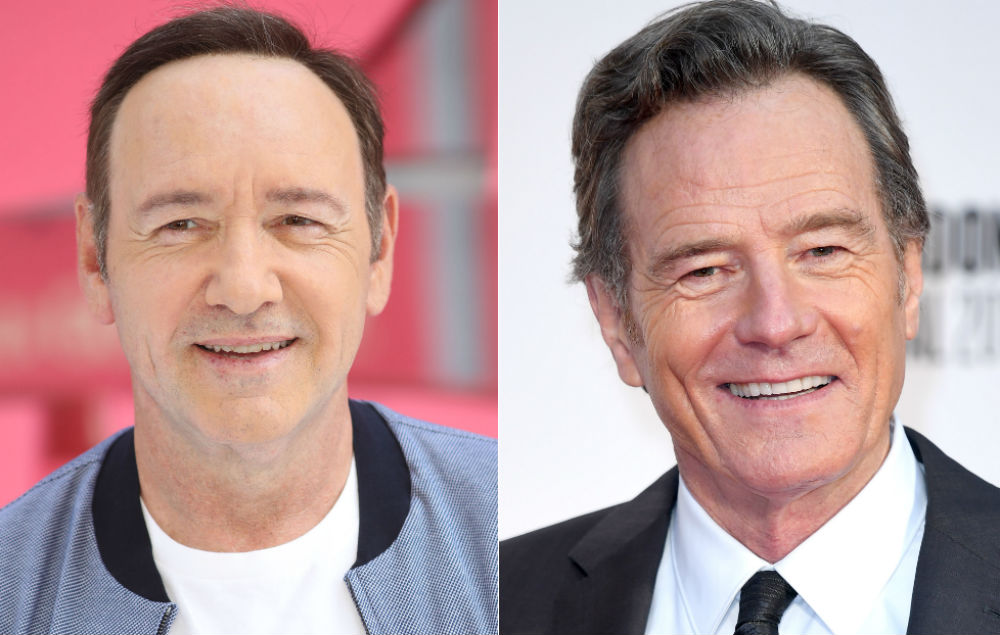 Bryan Cranston Thinks Kevin Spacey 39 S Career Is Over