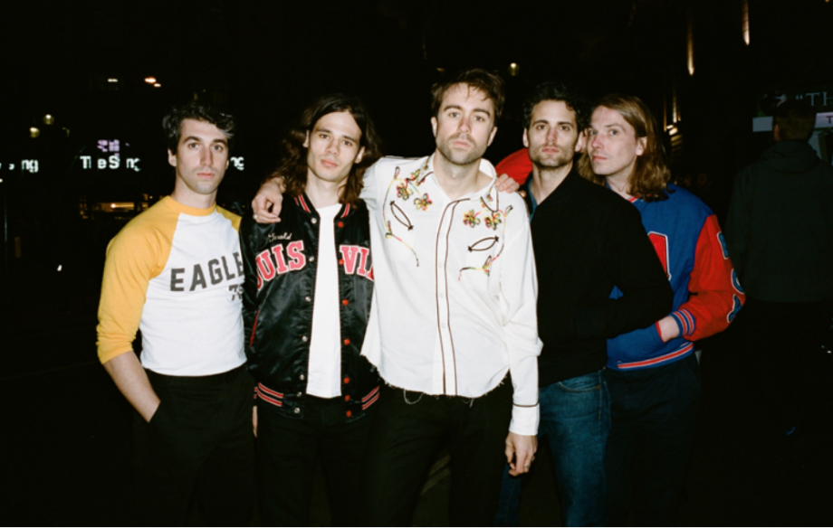Foto kapely the vaccines k albu combat sports