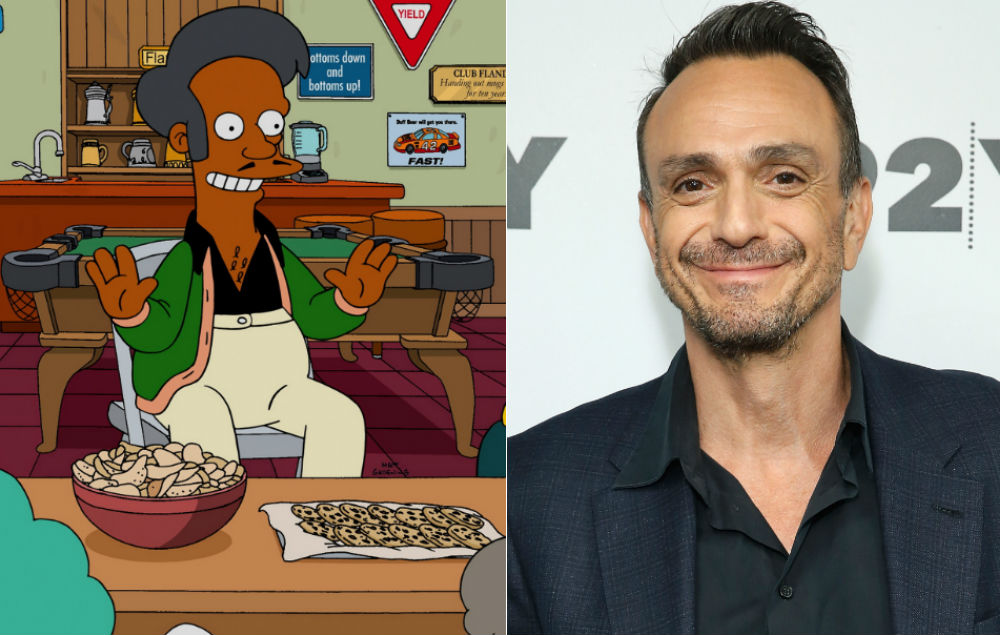 Hank Azaria Says The Simpsons Will Quot Definitely Address