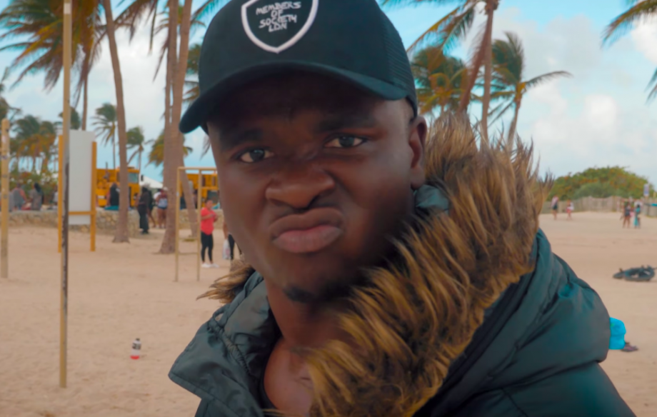 Watch This Adorable Kid Rap Along To Big Shaq S Man S Not