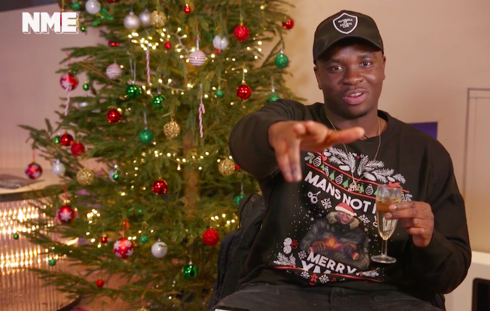 Big Shaq Is Here To Deliver Nme S Alternative Queen S Speech