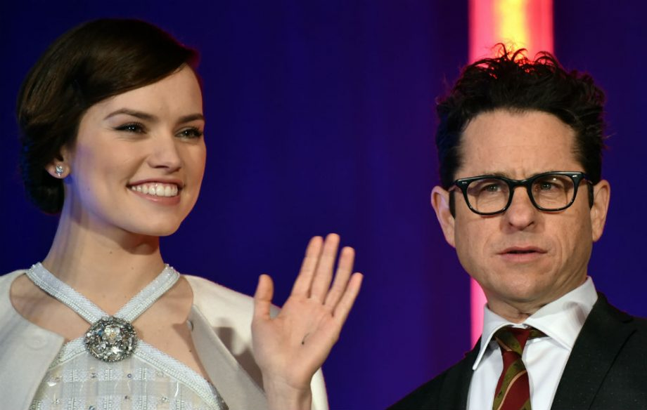 Daisy Ridley says she cried when she heard J.J. Abrams was returning to  'Star Wars'