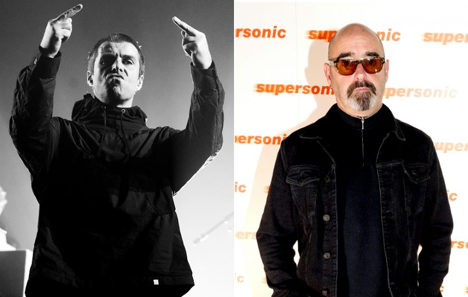 Bonehead joins Liam Gallagher on stage in Manchester to tear through Oasis classics